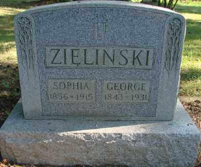 ZIELINSKI, SOPHIA - Marion County, Oregon | SOPHIA ZIELINSKI - Oregon Gravestone Photos