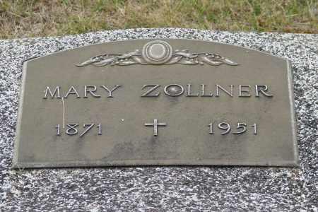 SCHARBACH ZOLLNER, MARY - Marion County, Oregon | MARY SCHARBACH ZOLLNER - Oregon Gravestone Photos