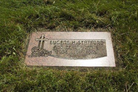 STAFFORD, EUGENE HERBERT - Multnomah County, Oregon | EUGENE HERBERT STAFFORD - Oregon Gravestone Photos