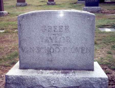 TAYLOR, FAMILY MONUMENT - Multnomah County, Oregon | FAMILY MONUMENT TAYLOR - Oregon Gravestone Photos