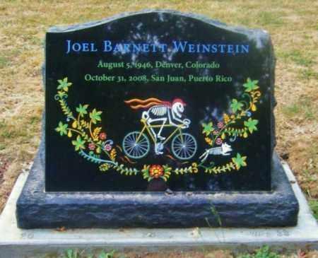 WEINSTEIN, JOEL BARNETT - Multnomah County, Oregon | JOEL BARNETT WEINSTEIN - Oregon Gravestone Photos
