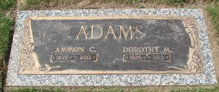 ADAMS, DOROTHY MARIE - Polk County, Oregon | DOROTHY MARIE ADAMS - Oregon Gravestone Photos