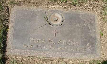 ADAMS, ROSA MAUDE - Polk County, Oregon | ROSA MAUDE ADAMS - Oregon Gravestone Photos