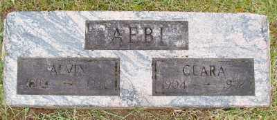 AEBI, ALVIN - Polk County, Oregon   ALVIN AEBI - Oregon Gravestone Photos