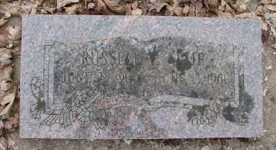 ALSIP, RUSSELL T - Polk County, Oregon | RUSSELL T ALSIP - Oregon Gravestone Photos