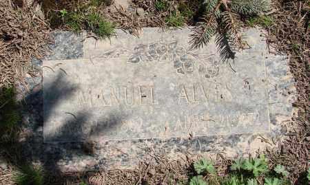 ALVES, MANUEL - Polk County, Oregon | MANUEL ALVES - Oregon Gravestone Photos