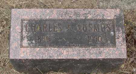 AUSMUS, CHARLES A - Polk County, Oregon | CHARLES A AUSMUS - Oregon Gravestone Photos