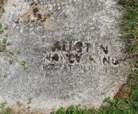 AUSTIN, NANCY ALMA - Polk County, Oregon | NANCY ALMA AUSTIN - Oregon Gravestone Photos