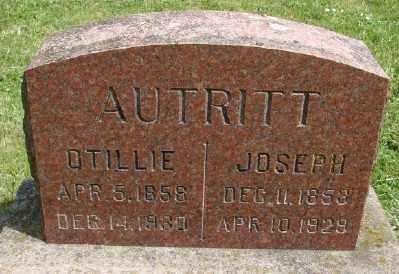 AUTRITT, JOSEPH - Polk County, Oregon | JOSEPH AUTRITT - Oregon Gravestone Photos