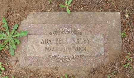 AXLEY, ADA BELL - Polk County, Oregon | ADA BELL AXLEY - Oregon Gravestone Photos
