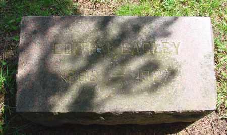 BAGLEY, EDITH I - Polk County, Oregon | EDITH I BAGLEY - Oregon Gravestone Photos