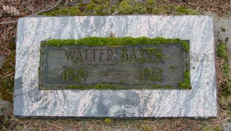 BAKER, WALTER - Polk County, Oregon | WALTER BAKER - Oregon Gravestone Photos
