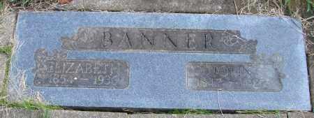 BANNER, JOHN C - Polk County, Oregon | JOHN C BANNER - Oregon Gravestone Photos