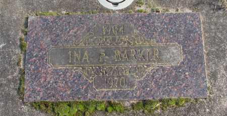 SIMPSON, INA FRANCES - Polk County, Oregon   INA FRANCES SIMPSON - Oregon Gravestone Photos