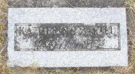 BARTEL, KATHERINE - Polk County, Oregon | KATHERINE BARTEL - Oregon Gravestone Photos