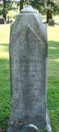 BEDWELL, ERLE HERSHEL - Polk County, Oregon | ERLE HERSHEL BEDWELL - Oregon Gravestone Photos