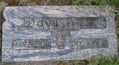BESE, BENJAMIN H - Polk County, Oregon   BENJAMIN H BESE - Oregon Gravestone Photos