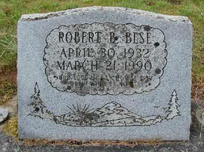 BESE, ROBERT B - Polk County, Oregon   ROBERT B BESE - Oregon Gravestone Photos