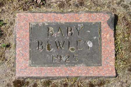 BEWLEY, BABY - Polk County, Oregon   BABY BEWLEY - Oregon Gravestone Photos
