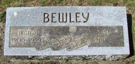 BEWLEY, VIRGIL J - Polk County, Oregon | VIRGIL J BEWLEY - Oregon Gravestone Photos