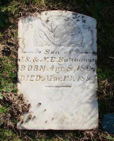 BOHANNON, SON - Polk County, Oregon   SON BOHANNON - Oregon Gravestone Photos