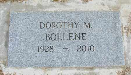 BOLLENE, DOROTHY MAE - Polk County, Oregon   DOROTHY MAE BOLLENE - Oregon Gravestone Photos