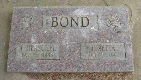 BOND, JAMES HERSCHEL - Polk County, Oregon | JAMES HERSCHEL BOND - Oregon Gravestone Photos