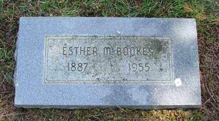 BOOKEY, ESTHER M - Polk County, Oregon | ESTHER M BOOKEY - Oregon Gravestone Photos