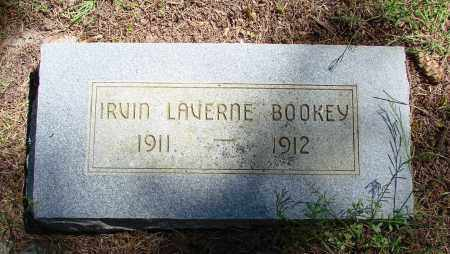 BOOKEY, IRVIN LAVERNE - Polk County, Oregon | IRVIN LAVERNE BOOKEY - Oregon Gravestone Photos