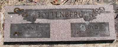 BOTTENBERG, LLOYD - Polk County, Oregon | LLOYD BOTTENBERG - Oregon Gravestone Photos