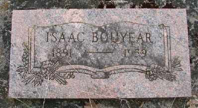 BOUYEAR, ISAAC - Polk County, Oregon | ISAAC BOUYEAR - Oregon Gravestone Photos