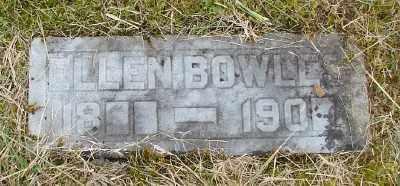 BOWLES, ELLEN JANE - Polk County, Oregon   ELLEN JANE BOWLES - Oregon Gravestone Photos