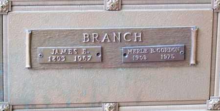 GORDON, MERLE B - Polk County, Oregon | MERLE B GORDON - Oregon Gravestone Photos