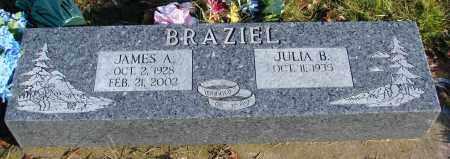 PRACHAR, JULIA BELL - Polk County, Oregon | JULIA BELL PRACHAR - Oregon Gravestone Photos