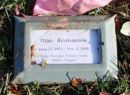 BOLTON, HILDA - Polk County, Oregon | HILDA BOLTON - Oregon Gravestone Photos