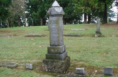 DEMPSEY, MARY JANE - Polk County, Oregon | MARY JANE DEMPSEY - Oregon Gravestone Photos