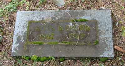 BROWN, ALVIN BENJAMIN - Polk County, Oregon | ALVIN BENJAMIN BROWN - Oregon Gravestone Photos
