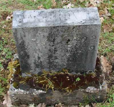 BROWN, ANN - Polk County, Oregon   ANN BROWN - Oregon Gravestone Photos