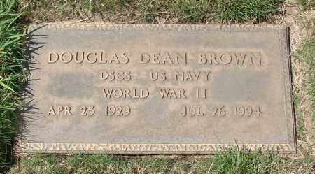 BROWN, DOUGLAS DEAN - Polk County, Oregon | DOUGLAS DEAN BROWN - Oregon Gravestone Photos
