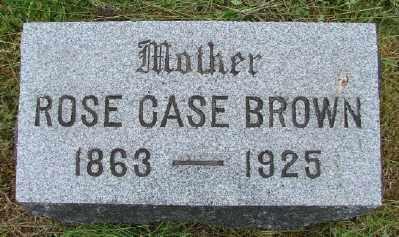 CASE, ROSE A - Polk County, Oregon | ROSE A CASE - Oregon Gravestone Photos