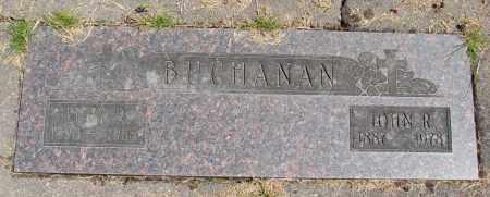 BUCHANAN, JOHN R - Polk County, Oregon | JOHN R BUCHANAN - Oregon Gravestone Photos