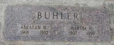 BUHLER, MARTHA N - Polk County, Oregon | MARTHA N BUHLER - Oregon Gravestone Photos