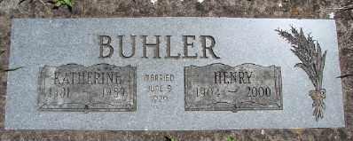 BUHLER, HENRY - Polk County, Oregon   HENRY BUHLER - Oregon Gravestone Photos