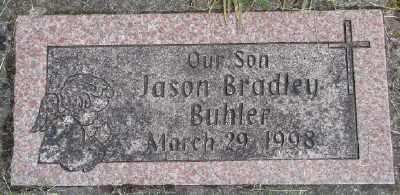 BUHLER, JASON BRADLEY - Polk County, Oregon | JASON BRADLEY BUHLER - Oregon Gravestone Photos