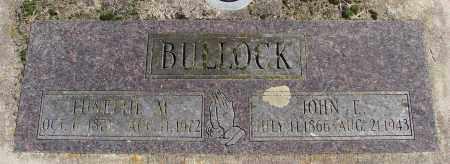 BULLOCK, LUNETTIE M - Polk County, Oregon | LUNETTIE M BULLOCK - Oregon Gravestone Photos