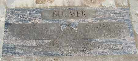 BULMER, WILLIAM H - Polk County, Oregon   WILLIAM H BULMER - Oregon Gravestone Photos