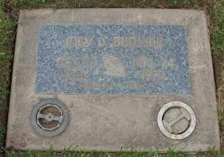 BUNTJER, DONALD JOSEPH - Polk County, Oregon | DONALD JOSEPH BUNTJER - Oregon Gravestone Photos