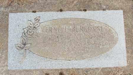 BURGOYNE, VERNELL - Polk County, Oregon | VERNELL BURGOYNE - Oregon Gravestone Photos