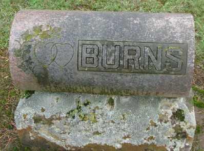 BURNS, KATIE P - Polk County, Oregon | KATIE P BURNS - Oregon Gravestone Photos