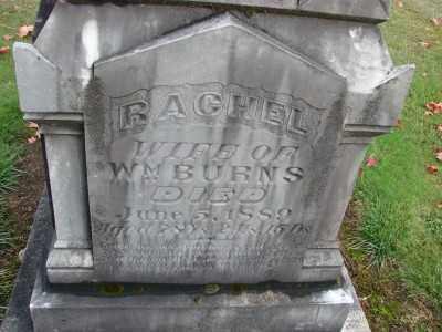 BURNS, RACHEL - Polk County, Oregon   RACHEL BURNS - Oregon Gravestone Photos